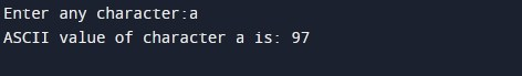C-Program-to-Print-ASCII-Value-of-Character-2