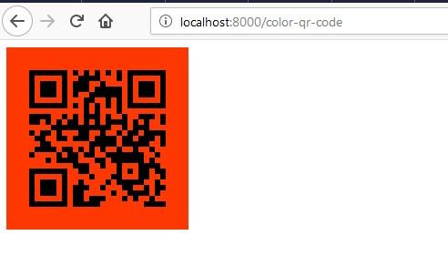 Laravel Simple Qr Code Generator Example | W3Schools