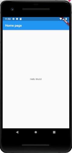 flutter_hello_world_application_output